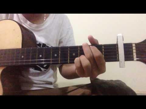 Reab ka Neng Bong ban te (រៀបការនឹងបងបានទេ) (Noona) - Guitar cover