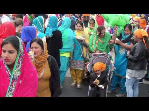 France Vaisakhi  Nagar Keertan 2017 Part_2. Welcome to Punjab Channel.TV