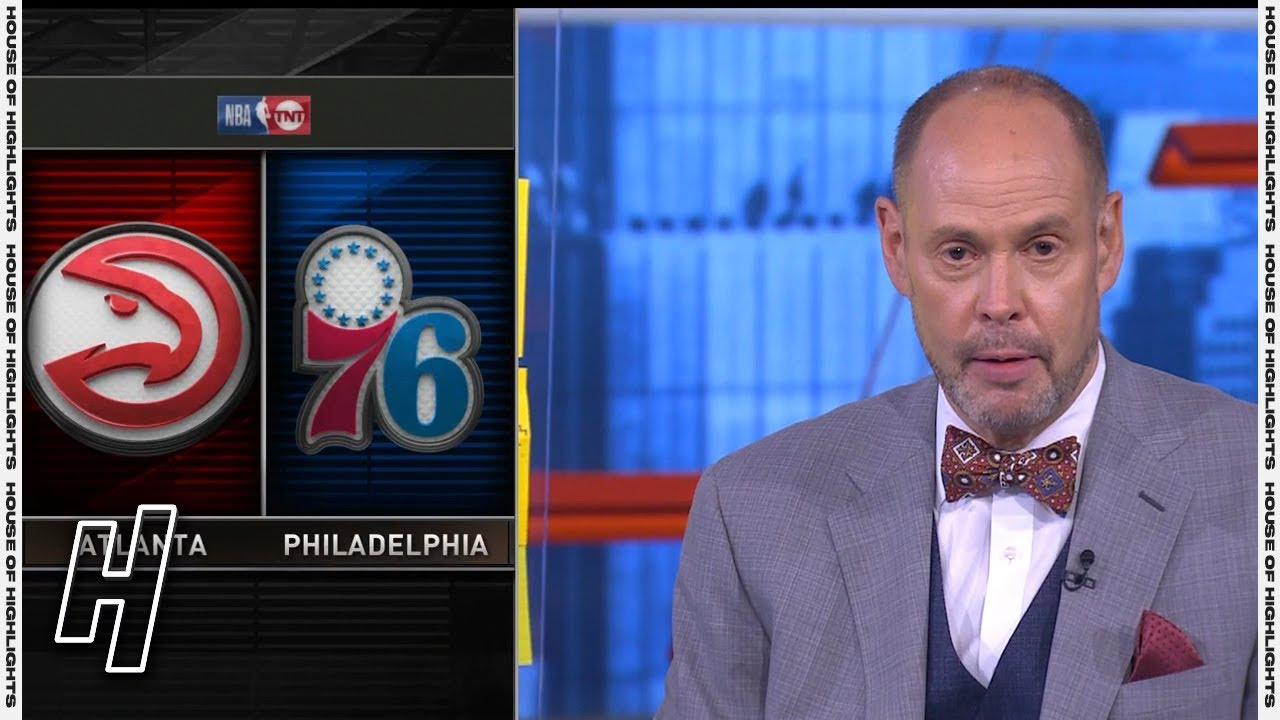 Inside the NBA Reacts to Hawks vs 76ers Game 5 Highlights | 2021 NBA Playoffs