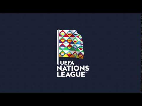 UEFA Nations League Logo (animated)