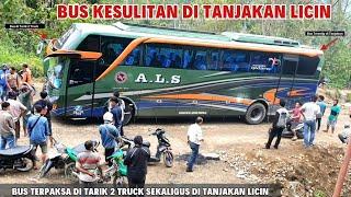 Download lagu Kasihan..!! Bus ALS Tidak Bisa Menanjak    Batu Jomba - Extreme Roads #mercedesbenz #bus
