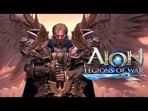 Aion Legions Of War - NCSOFT Games - Game Play - IOS / Android