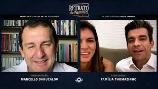 """""""VIRAMOS A CHAVE"""" Aprenda com o relato da família Thomazinho"""