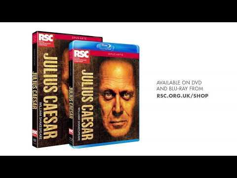 Julius Caesar DVD and BluRay  Royal Shakespeare Company