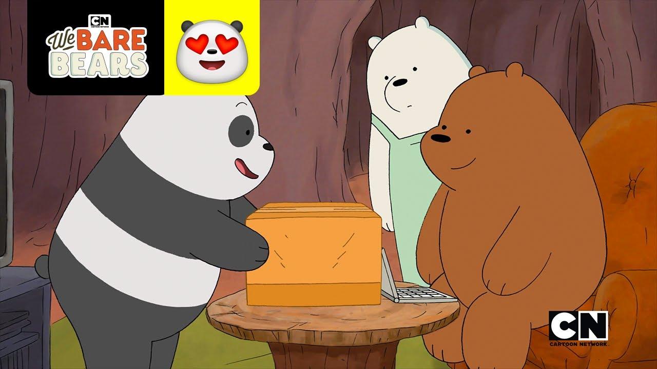 Shmorby   Ursos sem Curso   Cartoon Network
