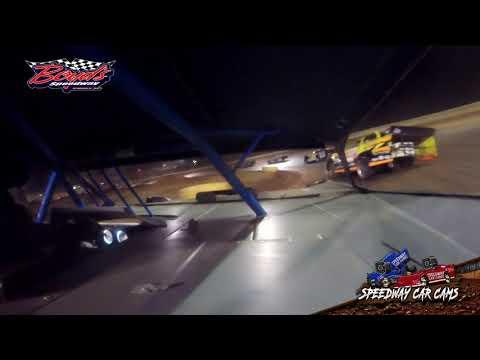 #85 Freddie Smith - Sportsman - 11-17-19 Boyd's Speedway - In-Car Camera