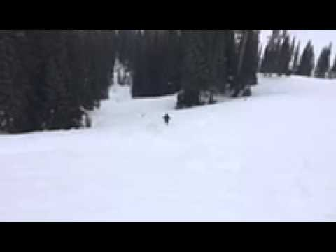 R skiing Silverton
