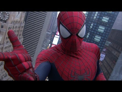 Spider Man 2 Times Square Ball Sizzle Reel Official