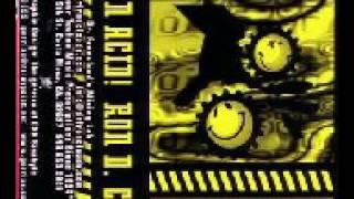 Ron D Core Caution Acid Side A DR004