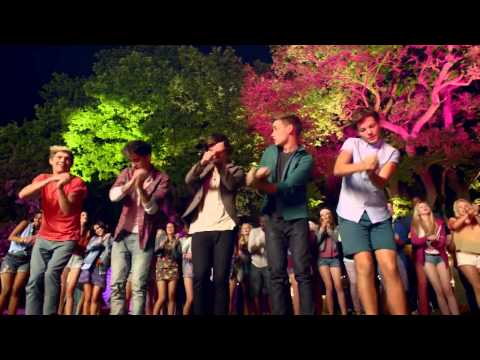 One Direction - Live While We're Young[Newest Official Video]