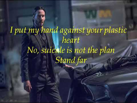 Plastic Heart By Ciscandra Nostalghia - with Lyrics