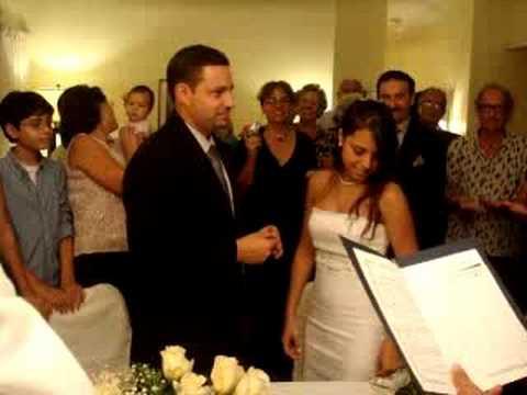 ceremonia boda civil maria clara y franco