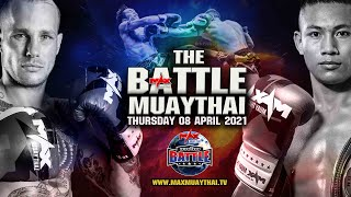 [Highlight] Muay Thai Battle April 8th, 2021