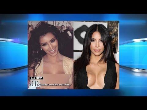 Kim Kardashian's Boob Trick! thumbnail