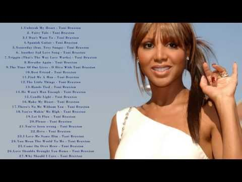 Toni Braxton - Greatest Hits - The Best Songs Of Toni Braxto