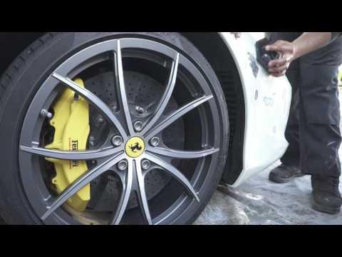 Crazy Ferrari 458 Spyder Repair