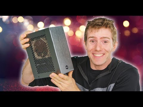 Our Smallest Gaming PC Build EVER! - Velkase Velka 3