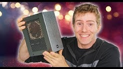 Our Smallest Gaming PC Build EVER! - Velkase Velka 3