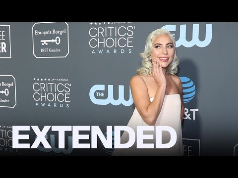 Lady Gaga Says She'll Continue Acting After 'A Star Is Born' | CRITICS' CHOICE Mp3
