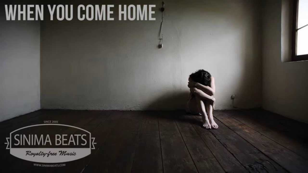 When You Come Home Instrumental with Hook (Sad East Coast Beat