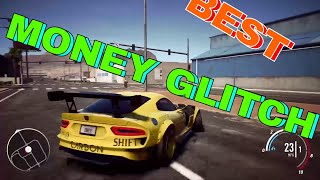 BEST MONEY GLITCH NEED FOR SPEED PAYBACK
