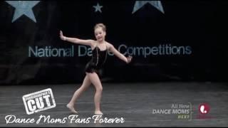 Dance Moms - Thumbs - Audio Swap //Mackenzie´s solo