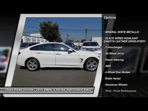 2015 BMW 4 Series Edison NJ S114763A. Open Road Honda