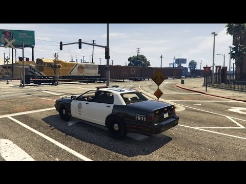 GTA 5 LSPDFR - Ambulance Hijacking