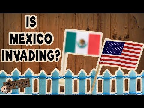 Is Mexico Invading? | The Andrew Klavan Show Ep. 489