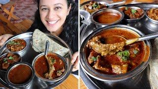 Most LOVED Mutton Thali of Nashik | Divtya Budhlya Wada | Nashik Food Vlog