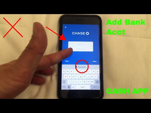 ✅  How To Add or Change Banking Information to Cash App 🔴