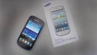 Обзор Samsung Galaxy S3 Mini(, 2013-04-17T17:37:39.000Z)