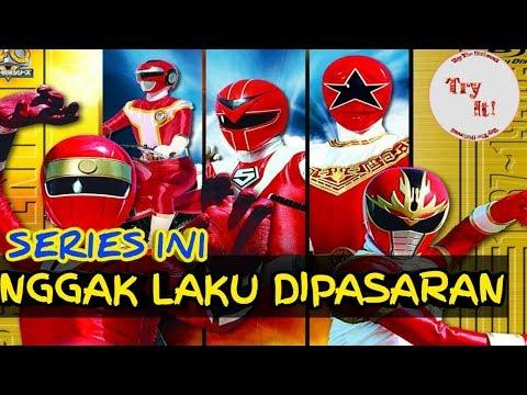 GAK LAKU??? 4 Series Super Sentai Dengan Penjualan / Rating Terendah