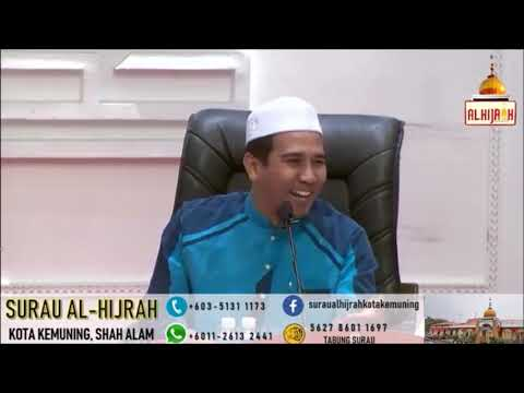 Ustaz Syed Norhisyam Tuan Padang : Berdoa Lah Nescaya Aku Akan Memperkenankan Doa Mu