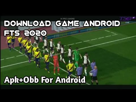 Download Game FTS 2020 Full Transfer Apk+Obb For Android - 동영상