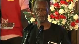 Prof  Atukwei Okai