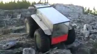 Вездеход Алексея Гарагашьяна  2009