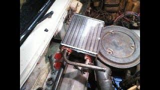 видео Замена радиатора печки на автомобиле ВАЗ-2101, ВАЗ-2106, ВАЗ-2107