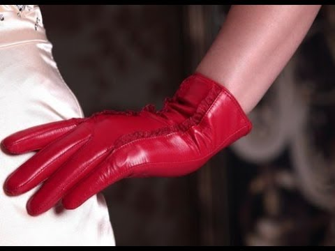 Как ухаживать за кожаными перчатками в домашних условиях