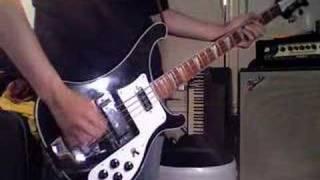 """五月天 """"Mayday""""-HoSee (bass cover)"""