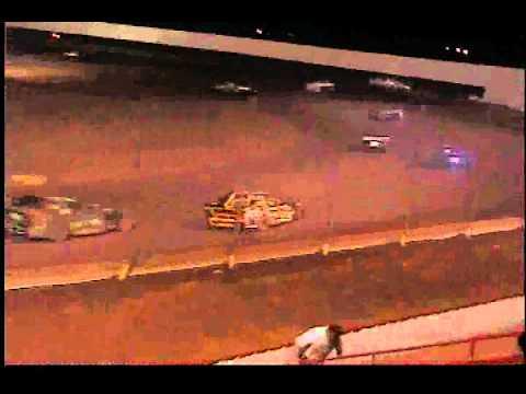 Allen Scott #97 SportMods Lady Luck Speedway Final Race Aug 31st 2012