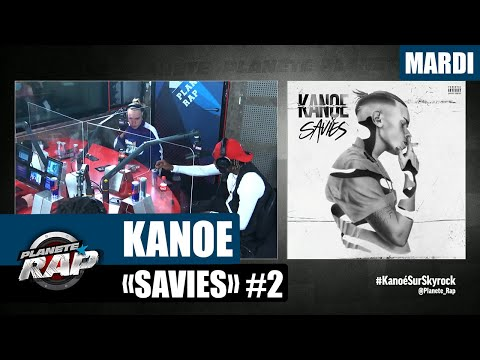 Youtube: Planète Rap – Kanoé«Savies» avec Earvinho, Saamou Skuu et Reda #Mardi