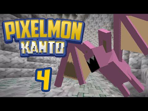 ZUBAT OVUNQUE - Minecraft Pixelmon Kanto ITA - Parte 04 !