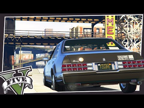 FIRST TASTE OF LIBERTY CITY IN GTA 5!