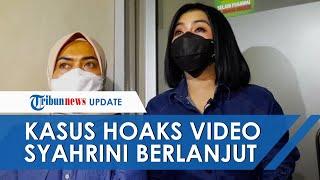 Kasus Hoaks Video Syur Lanjut, Syahrini Sebut Suami Merasa Terganggu Hingga Didesak Lapor Ke Polisi