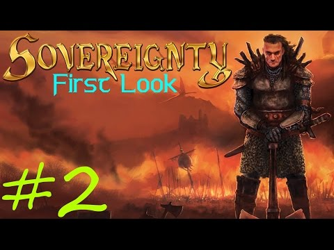 First Look - Sovereignty Crown Of Kings - Ep. 2 - Almost A 2 Front War!