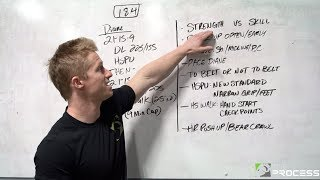 Crossfit Games Open 18.4 Strategy and Movement Breakdown