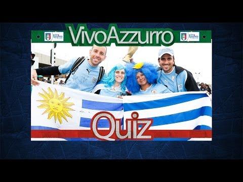 Il marcatore azzurro del primo successo contro l'Uruguay - Quiz #35