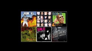 All Album of Sum 41 (4hrs)