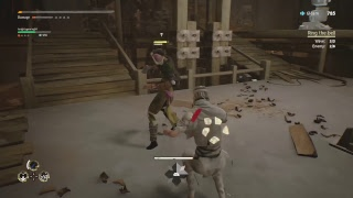 Absolver downfall gameplay !!